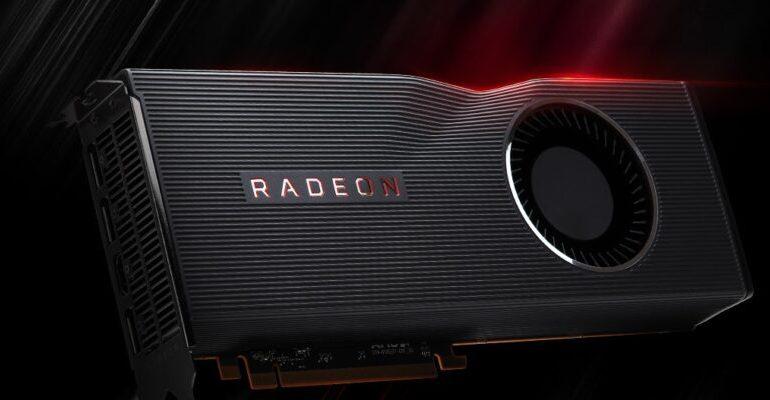 AMD использует память Smart Access для видеокарт серии RX 5000